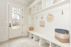 Sample Mudroom