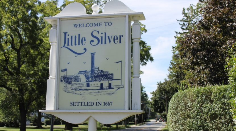 Little Silver Sign