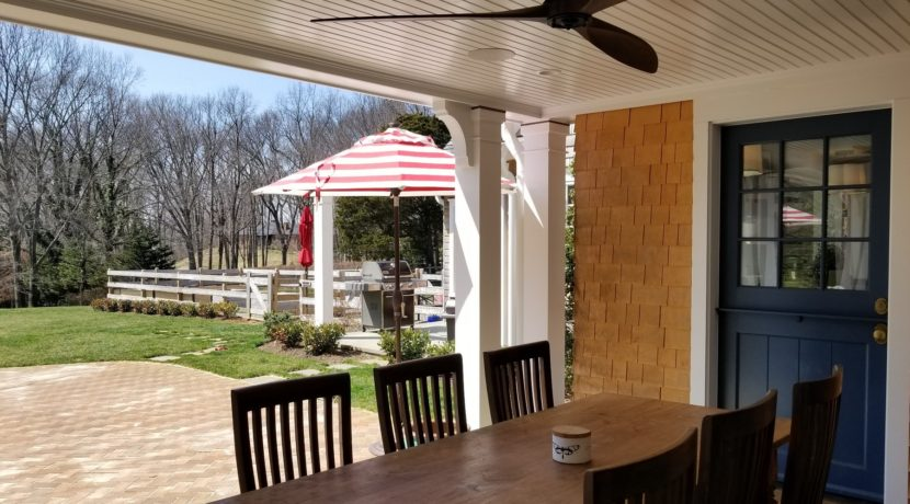 17- Outdoor Dining Area