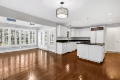 5. Sun-Drenched Kitchen with HW floors