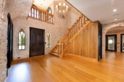 5. Grand Two-Story Foyer