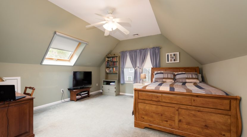 19. 1 of 2 Large 2nd Level Bedrooms